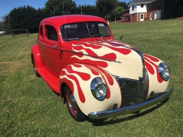 Picture of '40 5-Window Coupe - R2HO