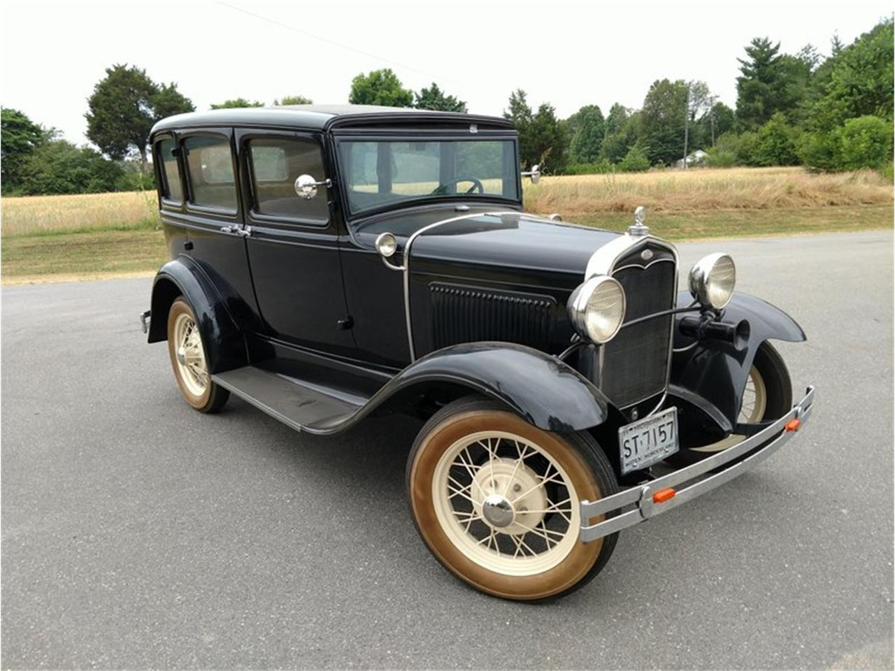 Large Picture of '31 Model A - R2I0
