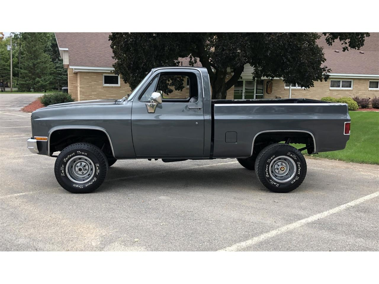 Large Picture of 1983 K-10 Offered by Silver Creek Classics - R2IJ