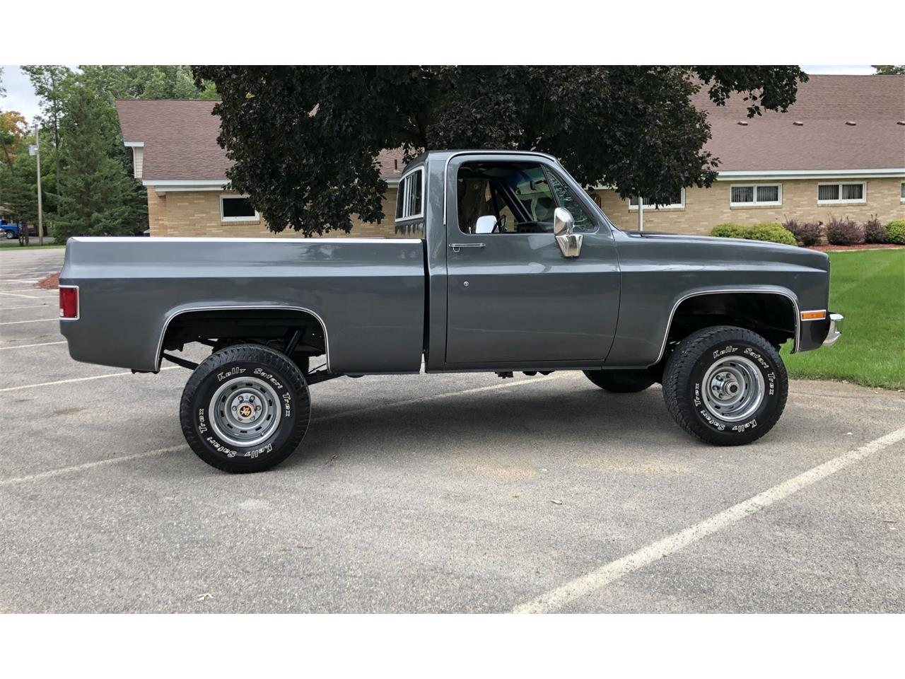 Large Picture of 1983 Chevrolet K-10 located in Minnesota - $17,950.00 Offered by Silver Creek Classics - R2IJ