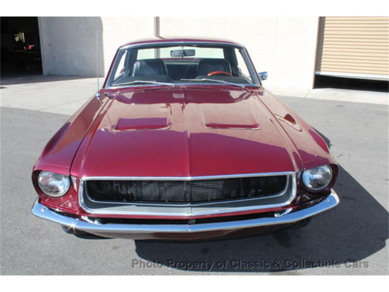 Large Picture of '67 Mustang - R2IR