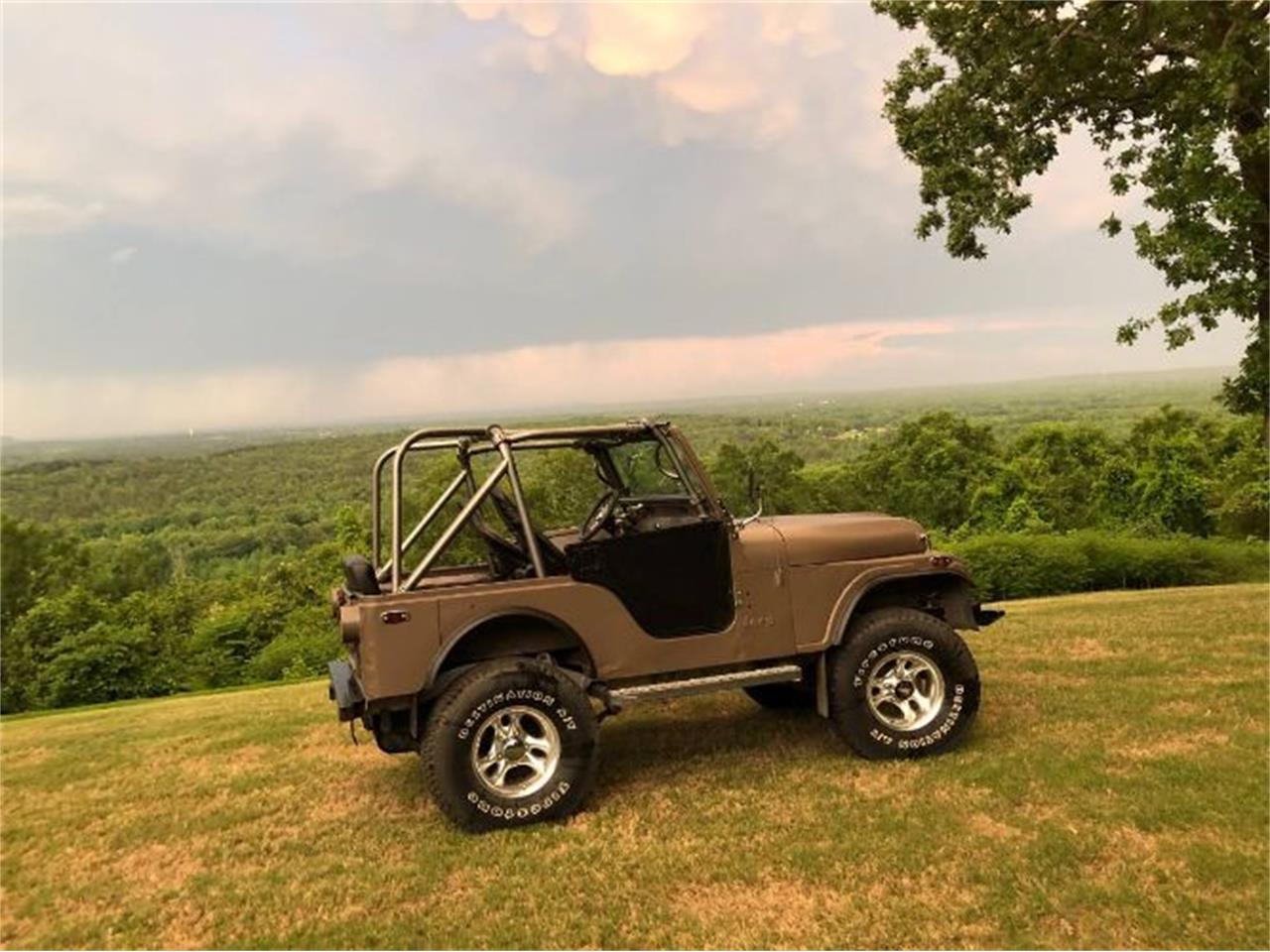 Large Picture of '79 CJ5 - R0GA