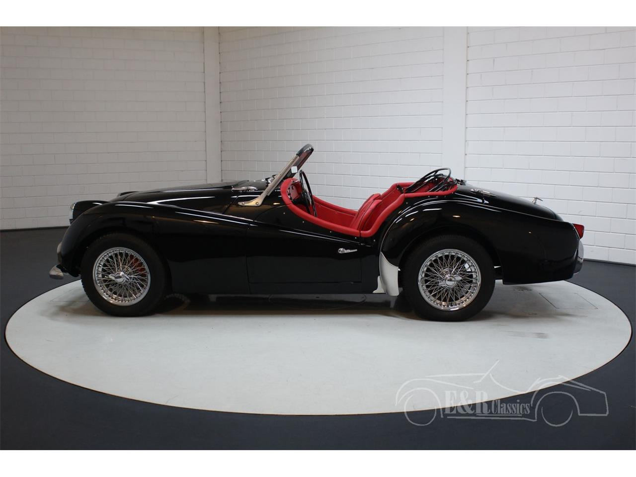 Large Picture of '59 TR3 - R2IU