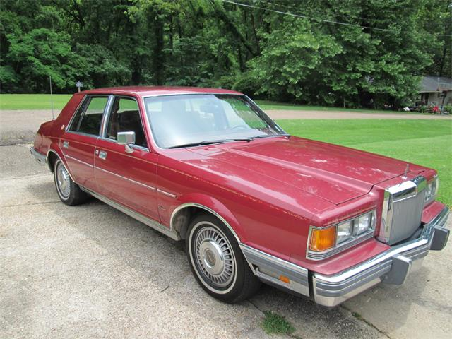 Picture of '83 Continental located in Mississippi - $8,000.00 Offered by a Private Seller - R2JH