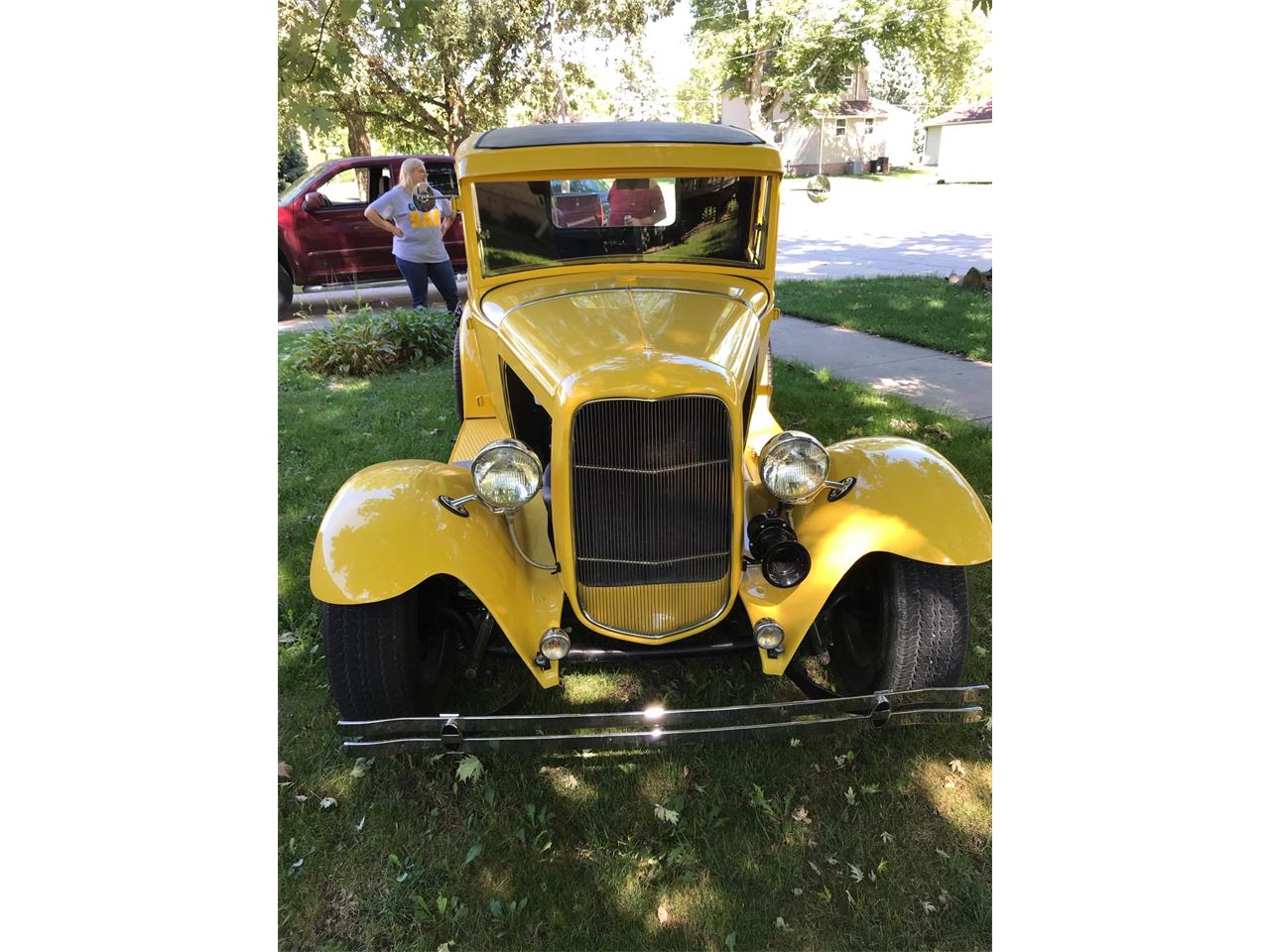 Large Picture of 1931 Ford Model A located in Clear Lake Iowa - $25,500.00 - R2JT