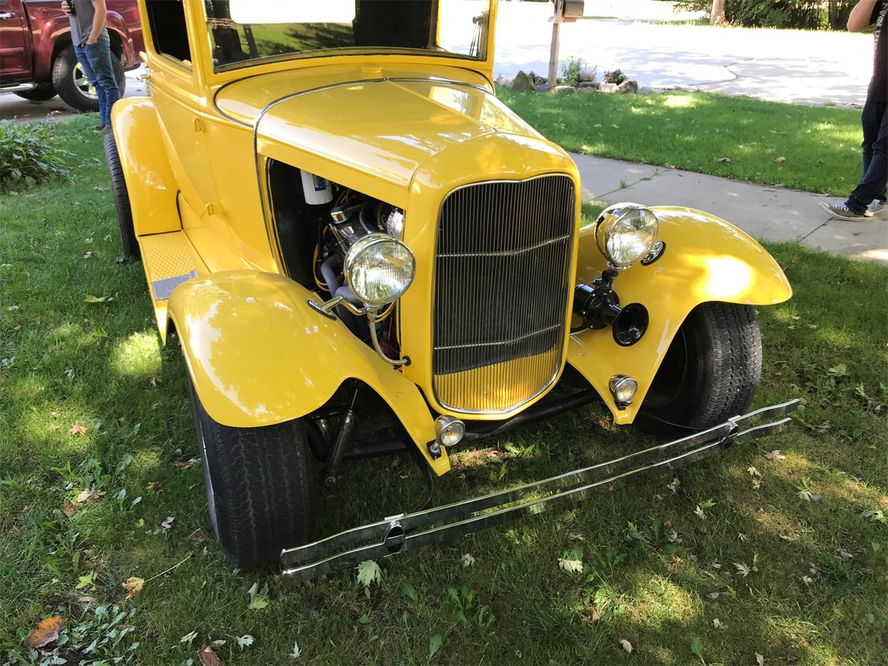 Large Picture of 1931 Ford Model A located in Clear Lake Iowa Offered by a Private Seller - R2JT