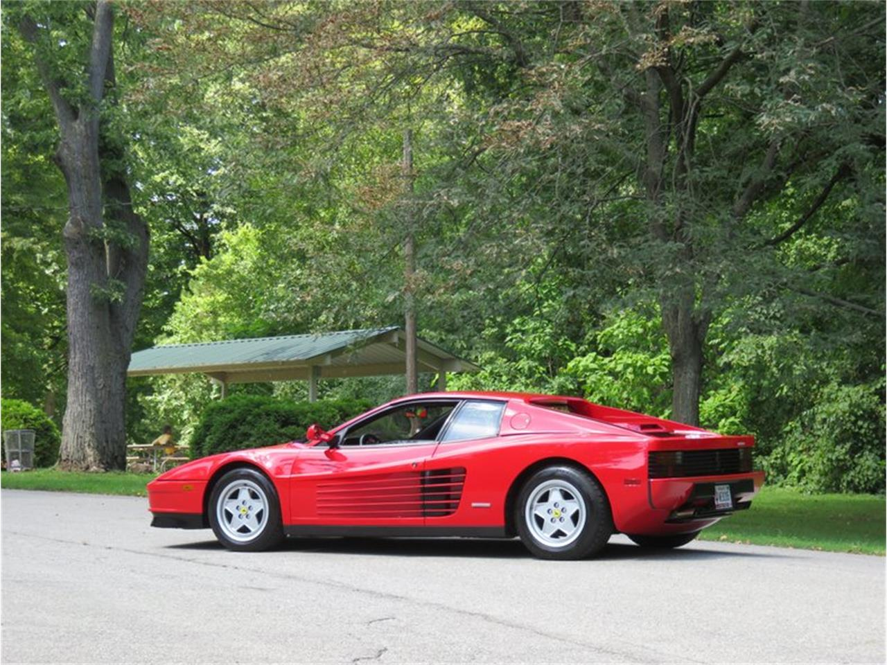 Large Picture of '90 Testarossa - R2JX