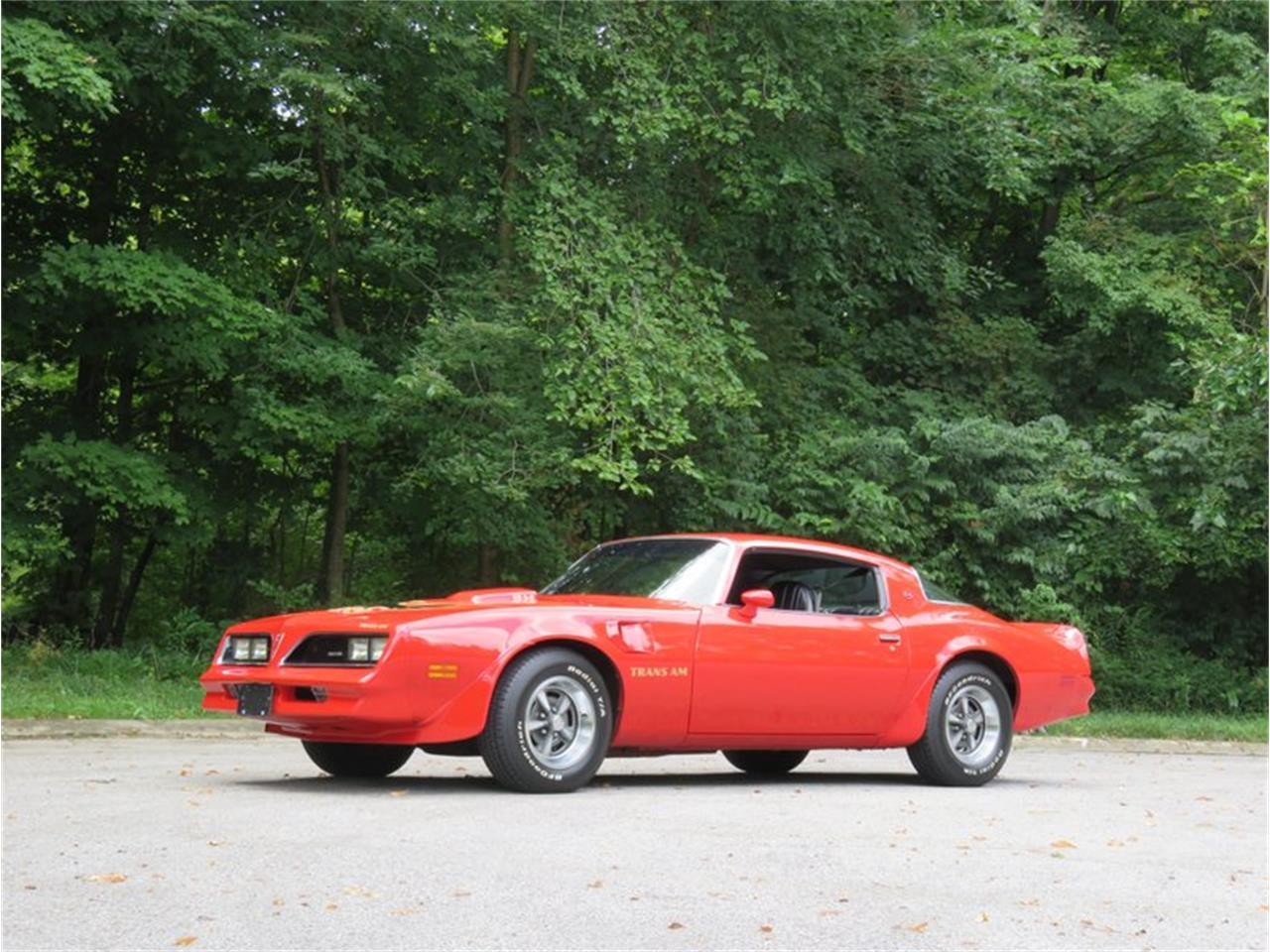 Large Picture of '77 Firebird Trans Am - R2K0