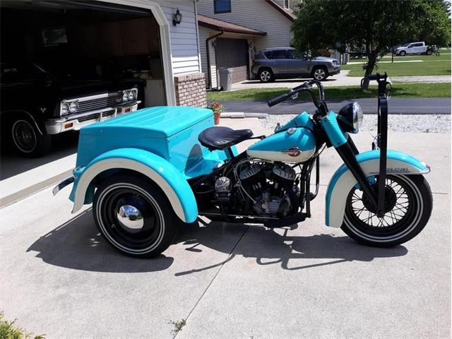 Picture of '59 Motorcycle - R2K1