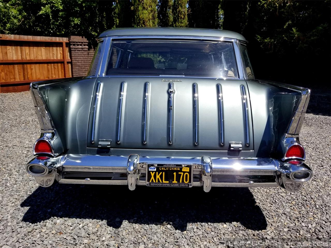 Large Picture of '57 Nomad - R2K6
