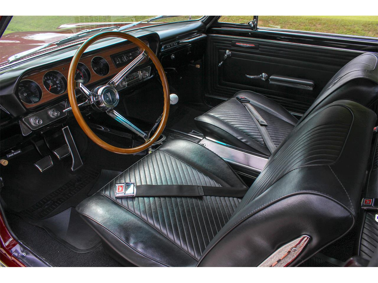 Large Picture of Classic '65 Pontiac GTO located in Crofton Maryland - $68,000.00 Offered by a Private Seller - R2KD
