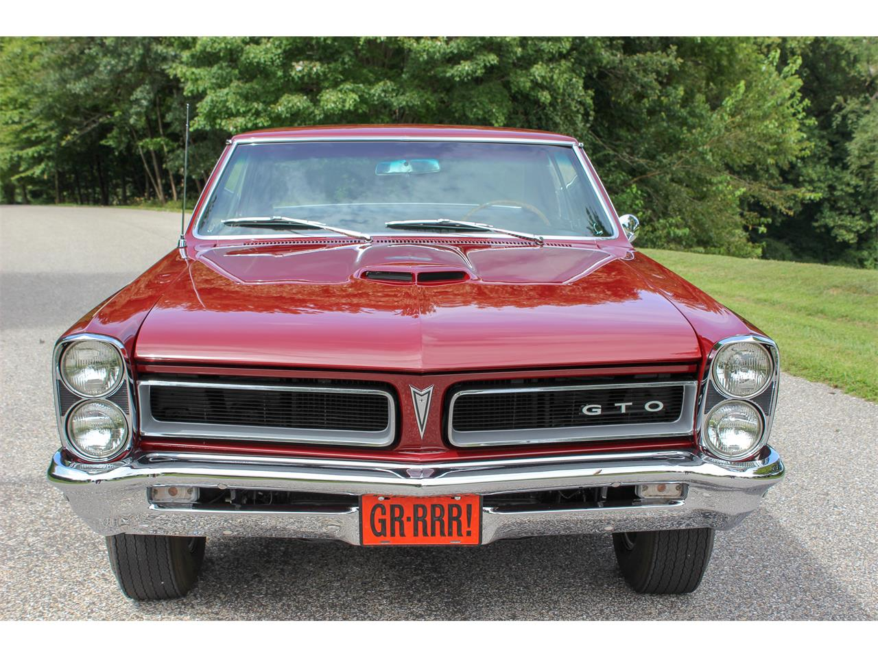 Large Picture of Classic '65 GTO located in Maryland - $68,000.00 - R2KD