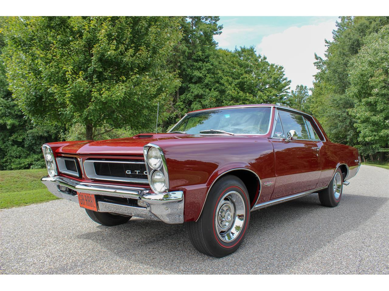 Large Picture of 1965 GTO Offered by a Private Seller - R2KD