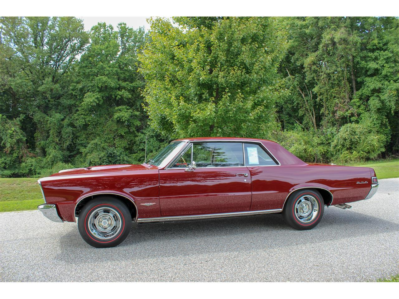 Large Picture of '65 Pontiac GTO located in Crofton Maryland - $68,000.00 Offered by a Private Seller - R2KD