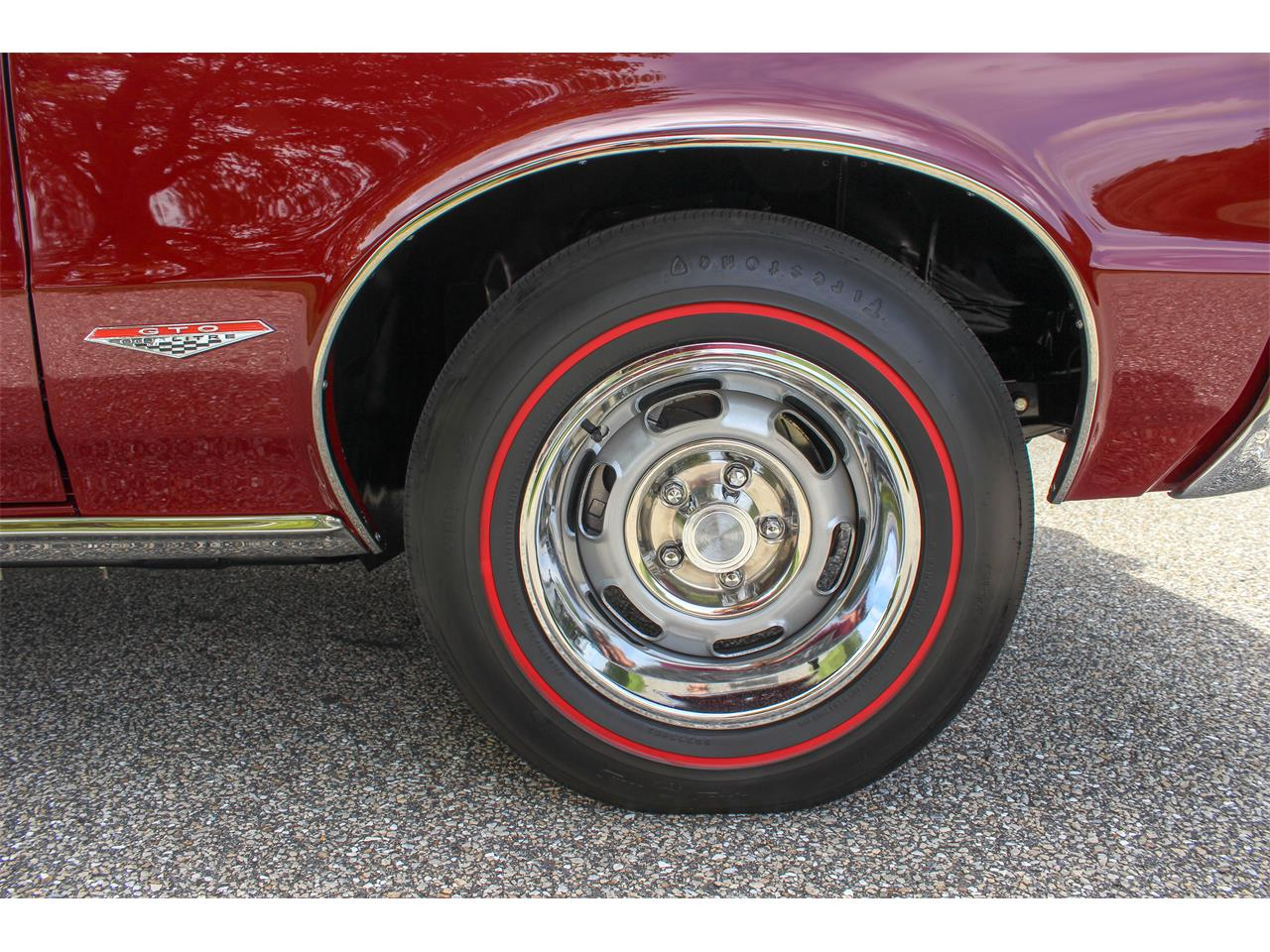 Large Picture of '65 Pontiac GTO - $68,000.00 - R2KD