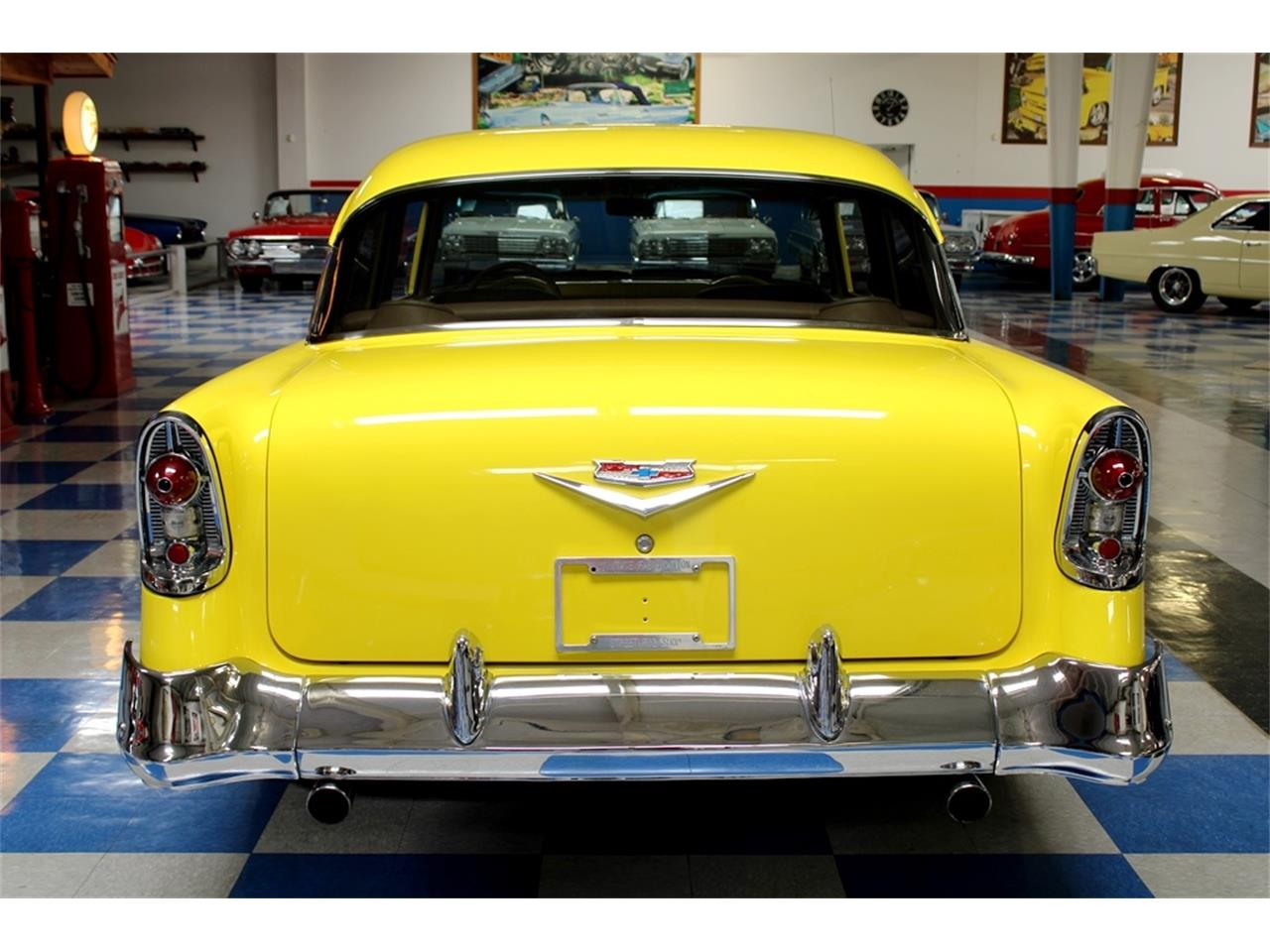 Large Picture of '56 Bel Air - R2KG