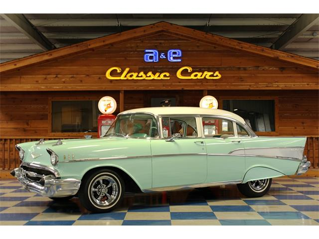 Picture of '57 Bel Air - R2KI