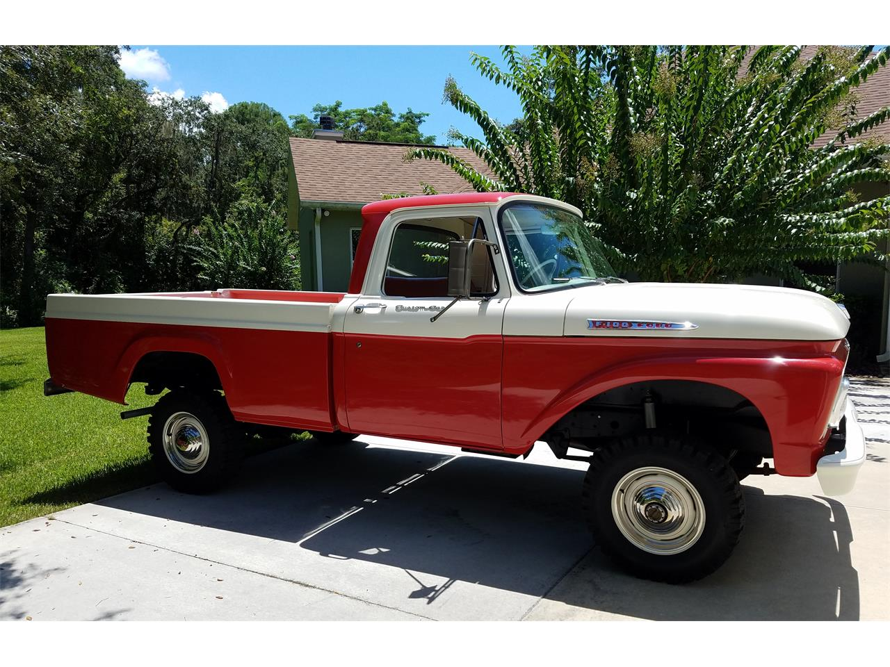 Large Picture of '62 F100 - R2KR