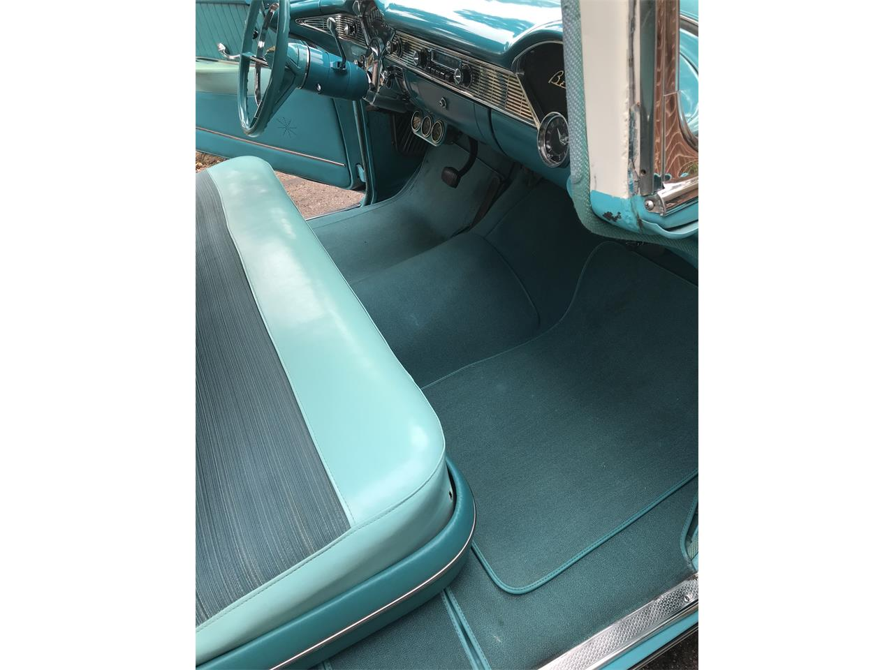 Large Picture of '56 Bel Air - R2L2