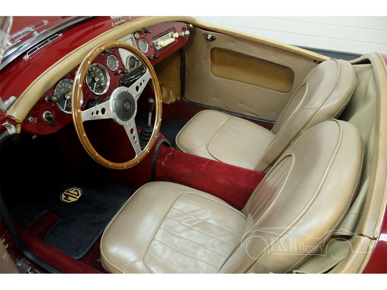 Large Picture of '60 MGA - R2LM