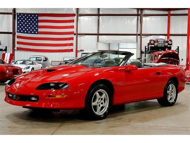 Picture of '97 Camaro - R2LQ