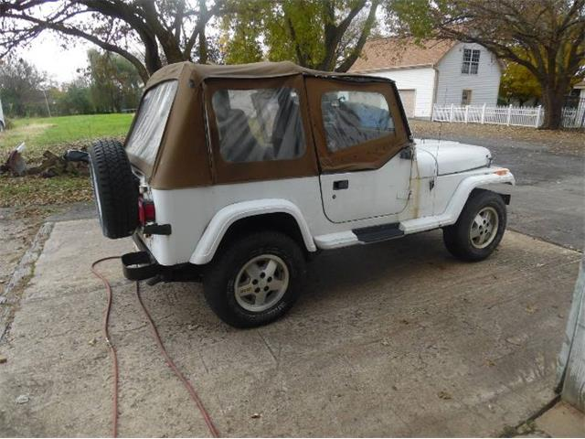Picture of '93 Wrangler - R0GL