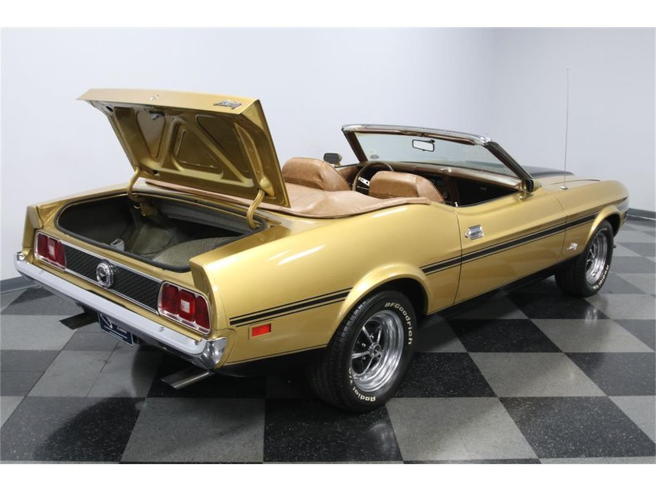 Large Picture of '73 Mustang - R2LU