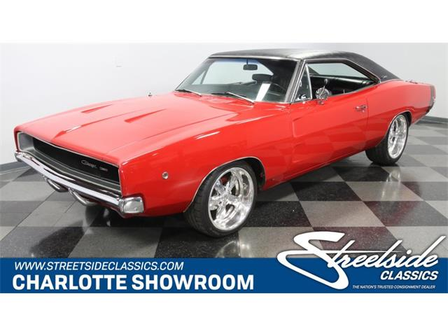 Picture of Classic 1968 Dodge Charger located in Concord North Carolina - $69,995.00 Offered by  - R2LW