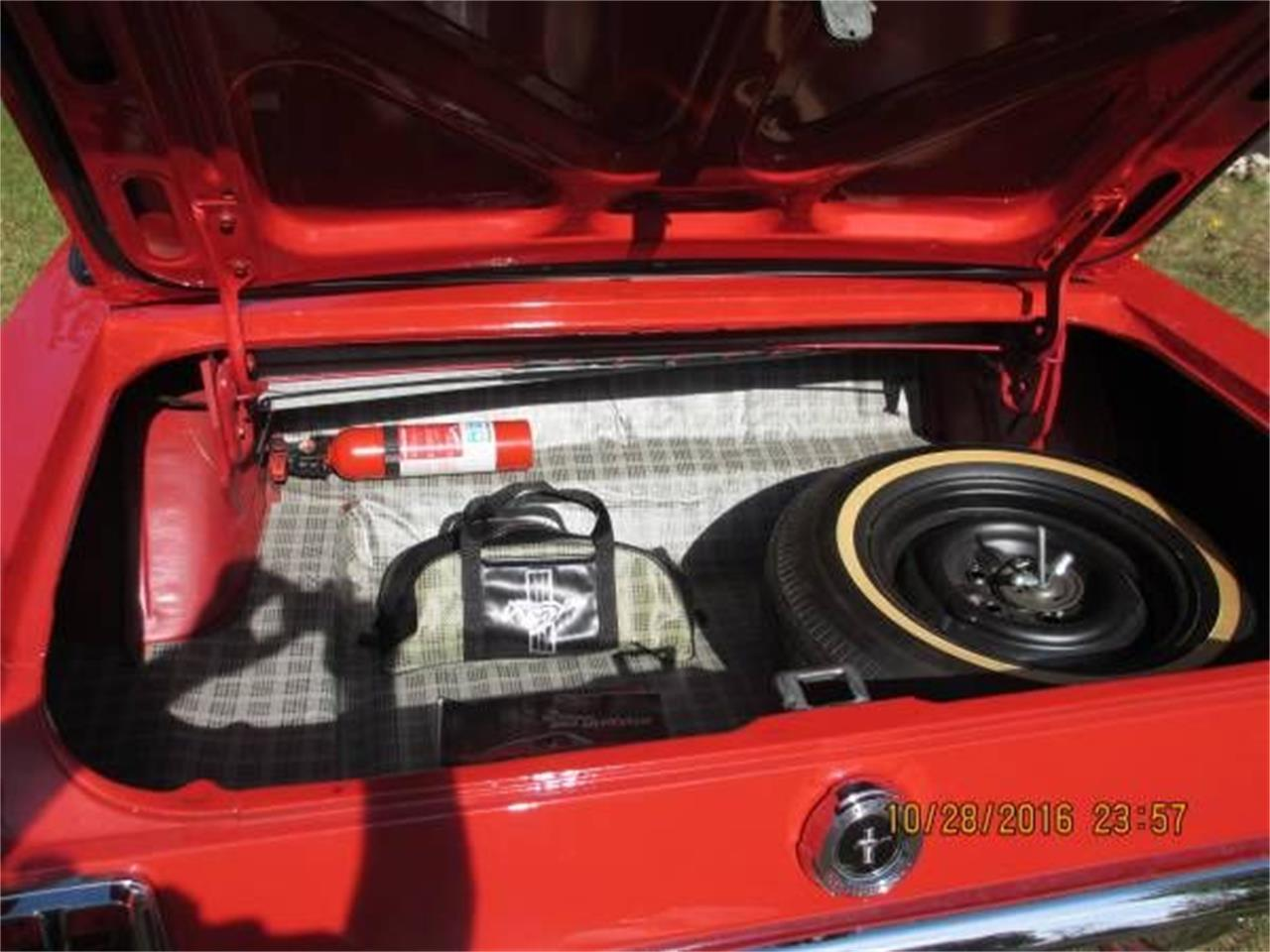 Large Picture of '64 Mustang - R2M7