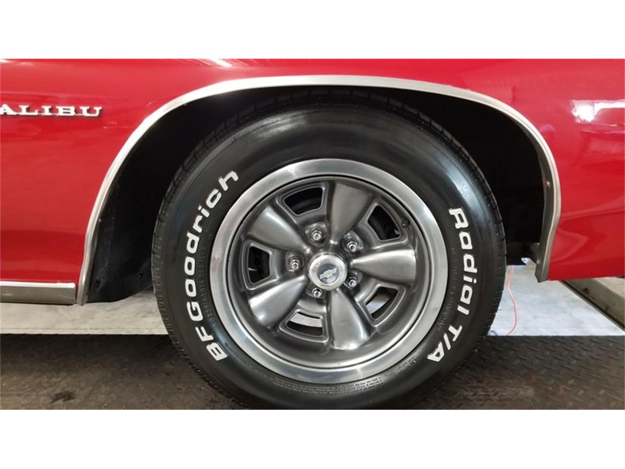 Large Picture of '72 Chevelle - R2M9