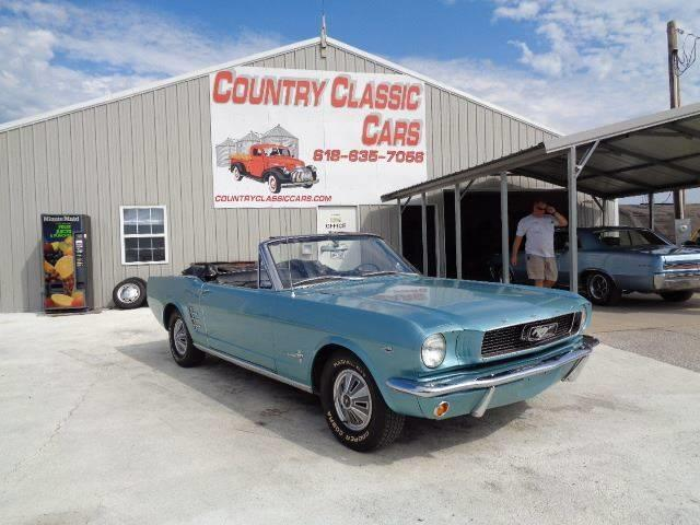 Picture of '66 Mustang located in Staunton Illinois - R2N4