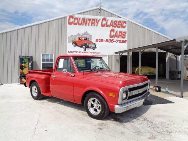 Picture of 1969 C/K 10 located in Staunton Illinois - $27,950.00 Offered by  - R2N5