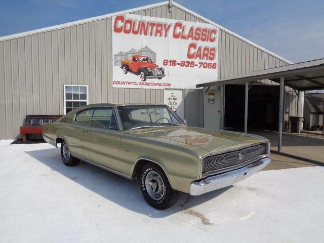 Picture of Classic '66 Charger located in Staunton Illinois - $18,450.00 - R2N6