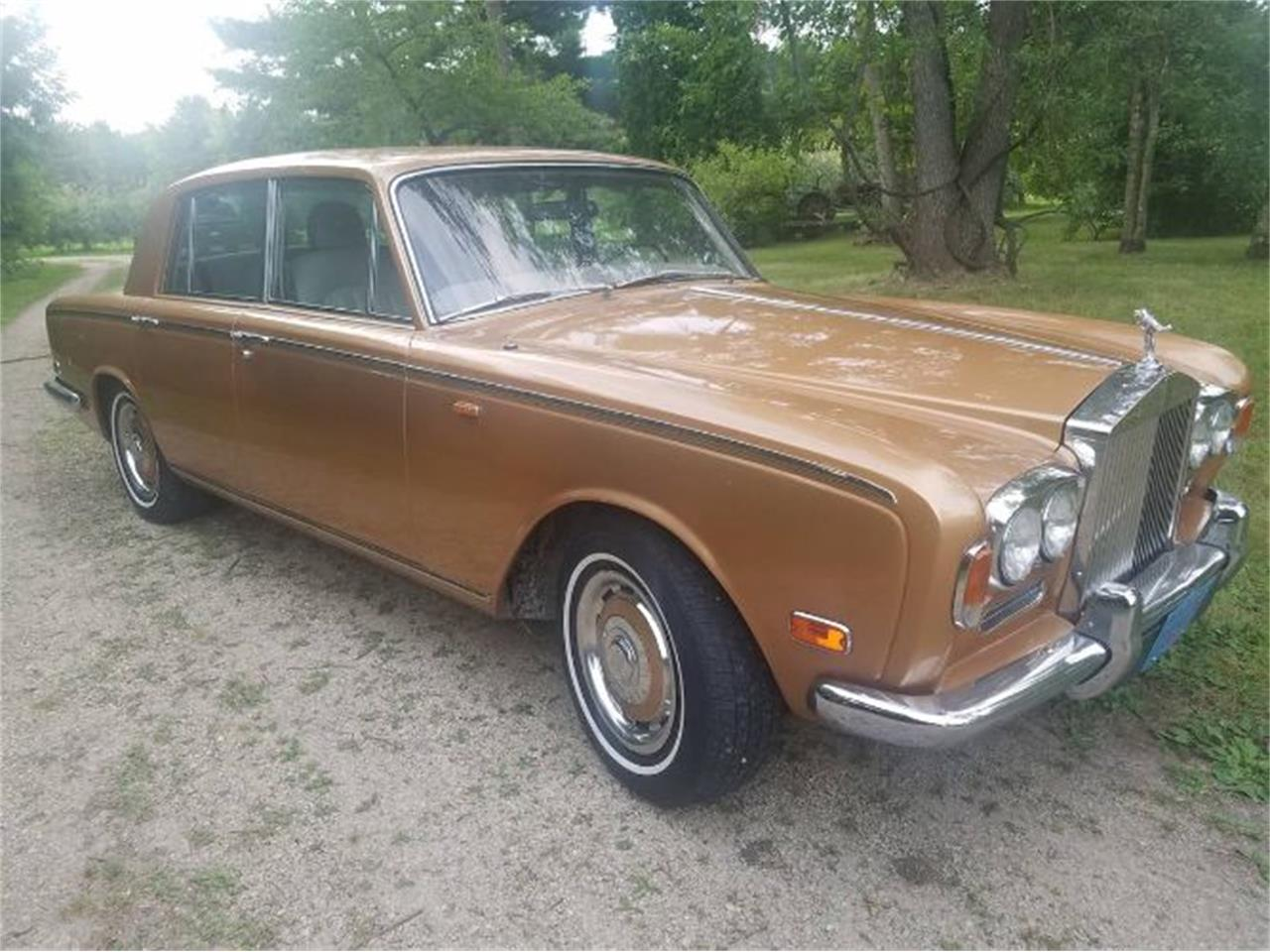 Large Picture of Classic 1973 Silver Shadow located in Cadillac Michigan Offered by Classic Car Deals - R0GQ