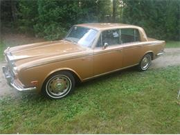 Picture of Classic 1973 Silver Shadow located in Michigan Offered by Classic Car Deals - R0GQ