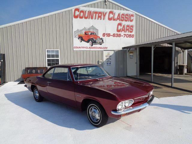 Picture of Classic 1967 Chevrolet Corvair - R2N9