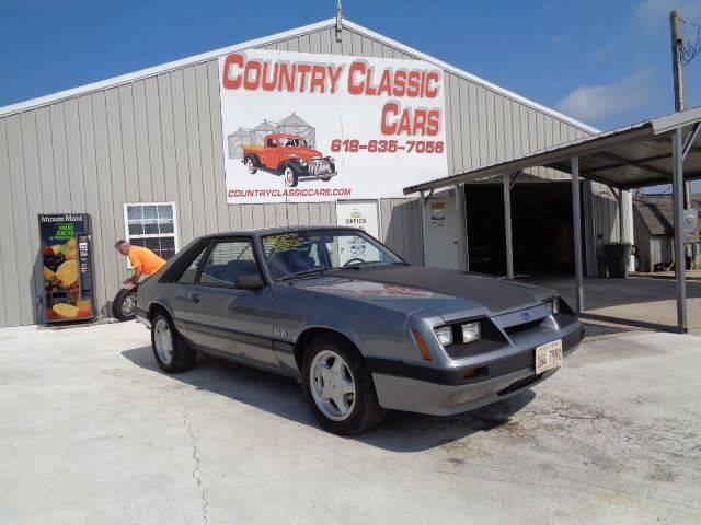 Picture of '85 Mustang - R2NB