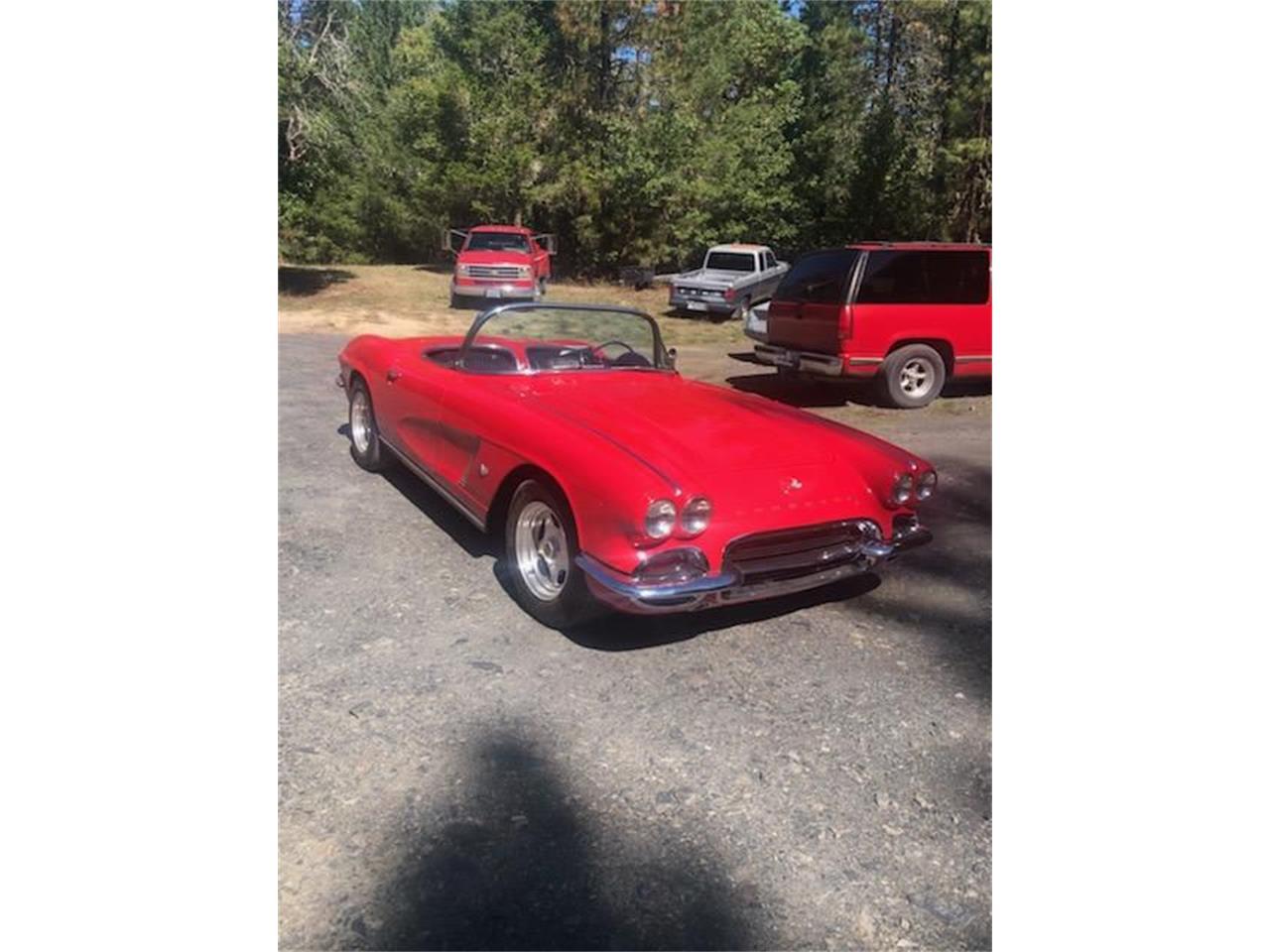 Large Picture of '62 Corvette - R2NE