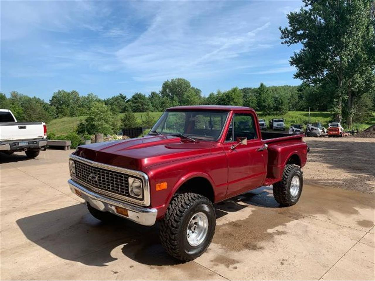 Large Picture of '72 K-10 - R0GS
