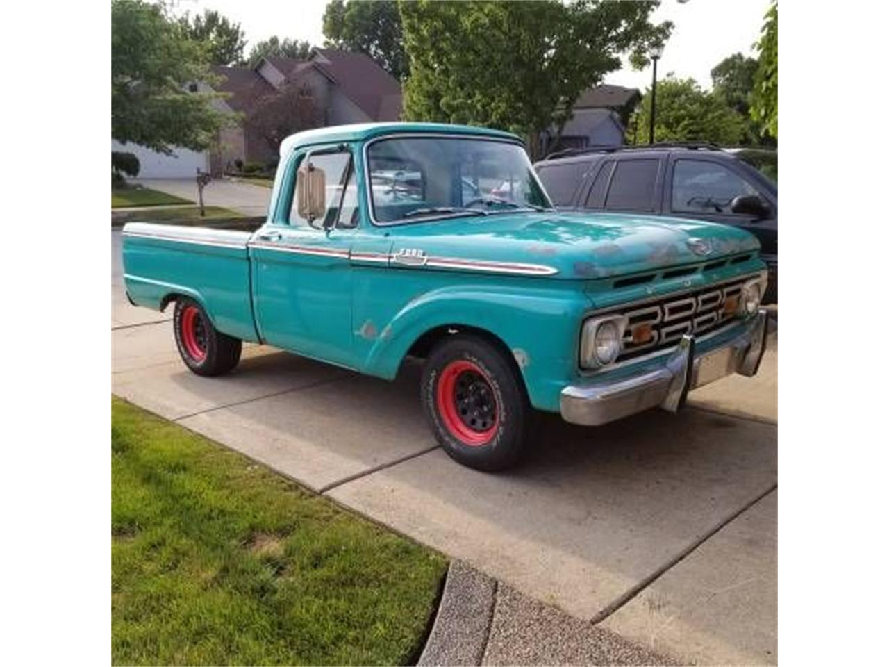 Large Picture of '64 F100 - R0GW