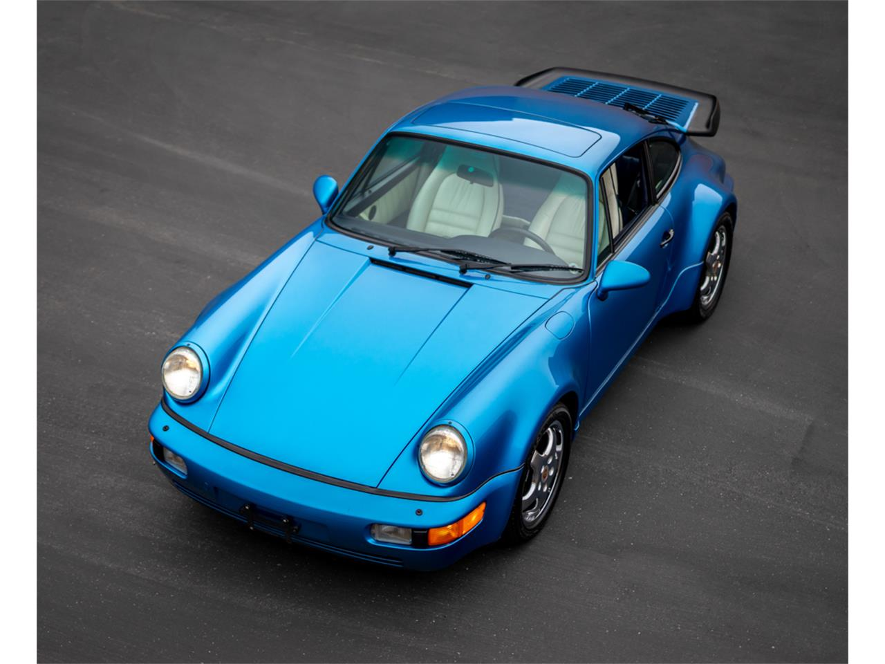Large Picture of 1992 Porsche 911 Turbo - R2P1
