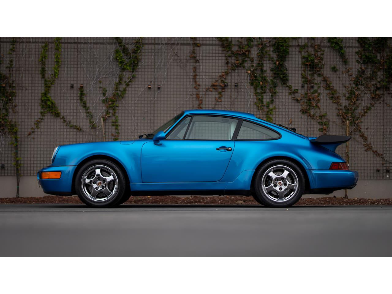 Large Picture of 1992 911 Turbo Auction Vehicle - R2P1