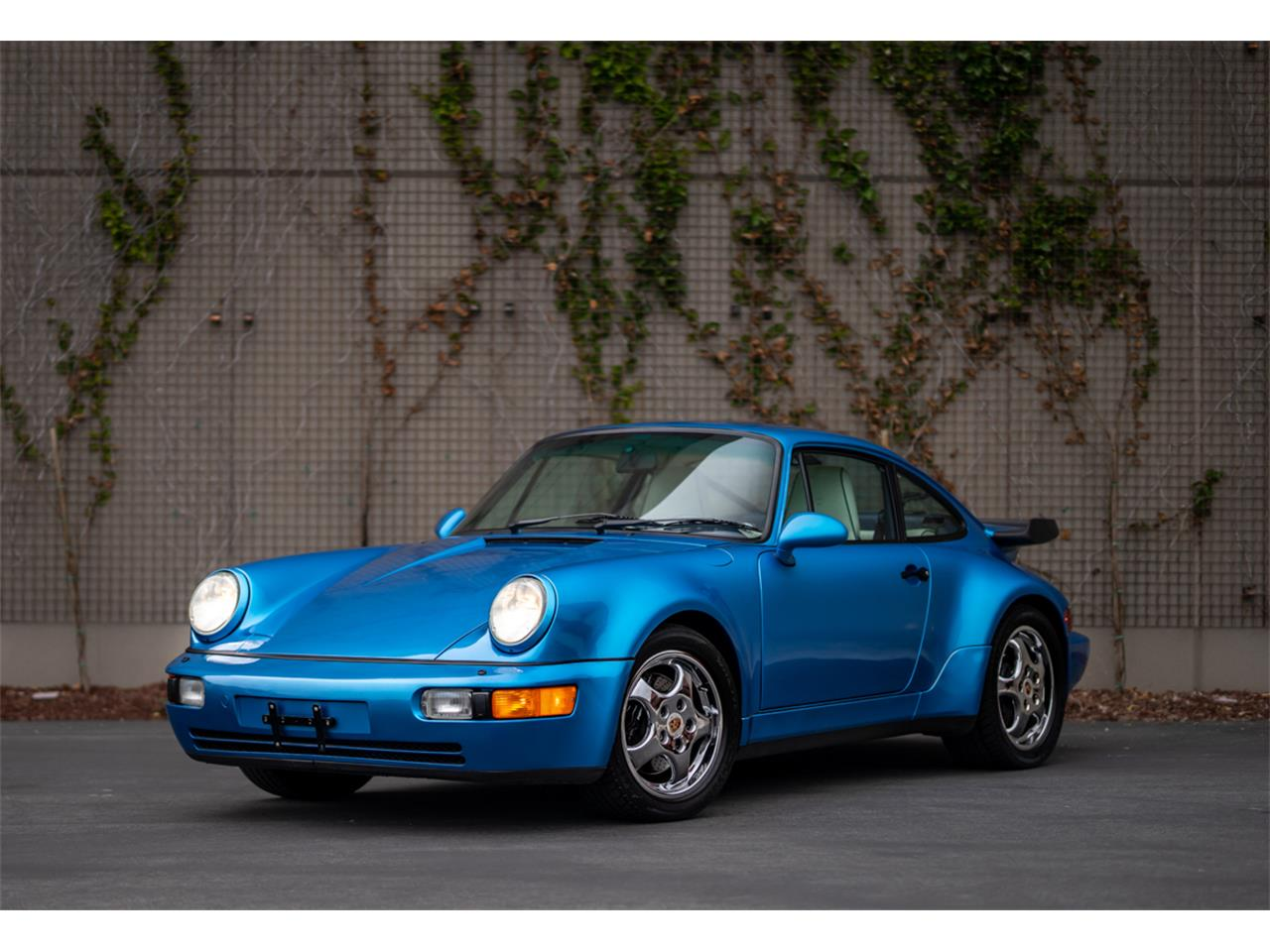Large Picture of '92 911 Turbo located in California - R2P1