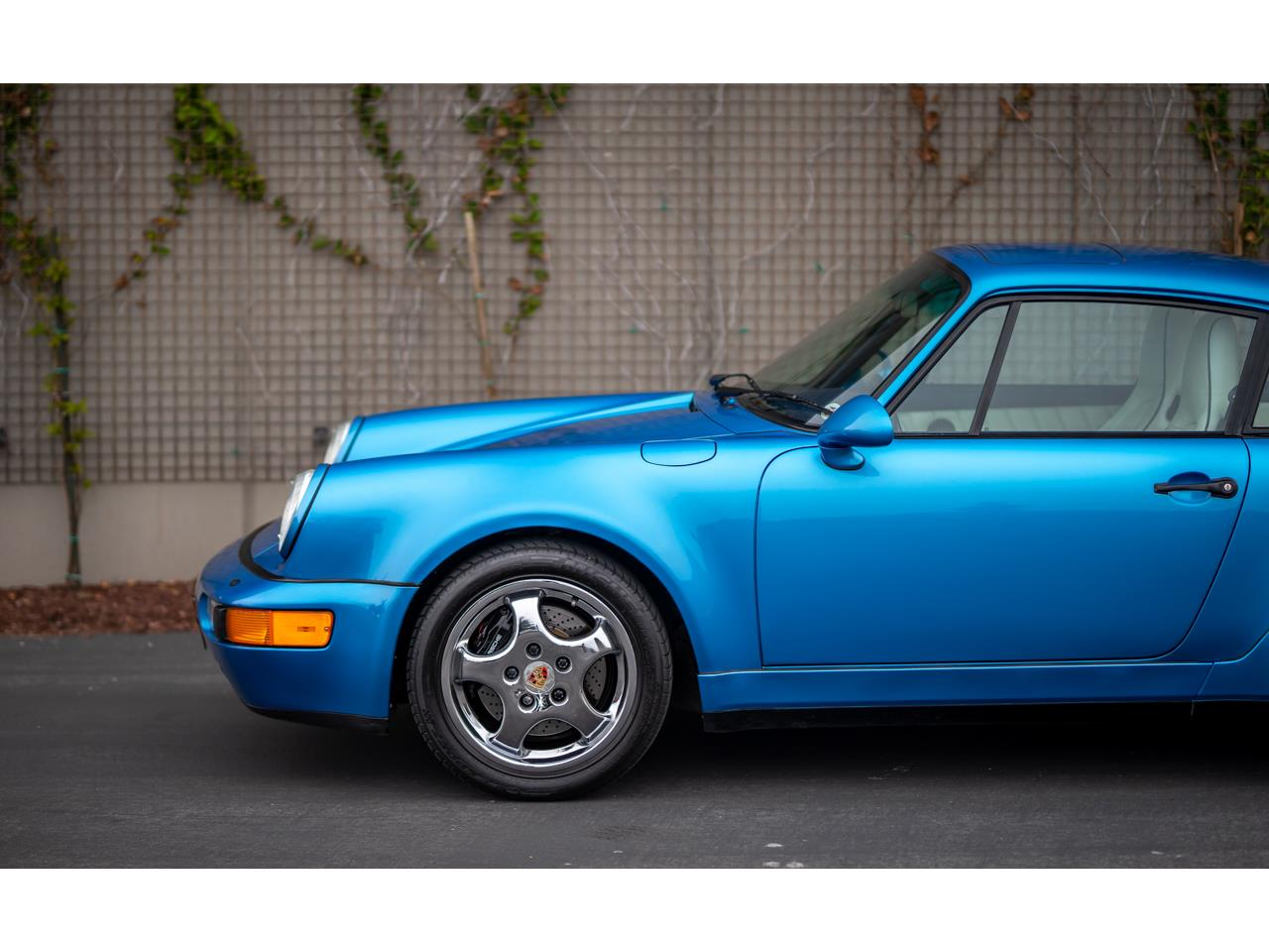 Large Picture of 1992 911 Turbo located in California Offered by Bring A Trailer - R2P1