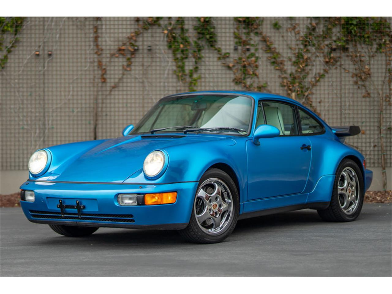 Large Picture of 1992 Porsche 911 Turbo located in Monterey California - R2P1