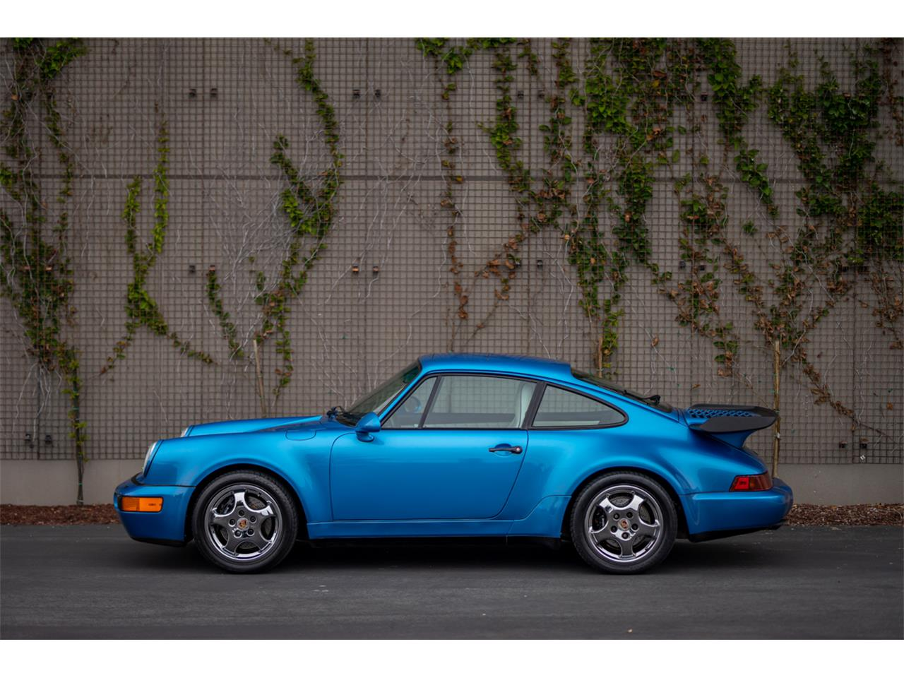 Large Picture of '92 Porsche 911 Turbo located in California Offered by Bring A Trailer - R2P1