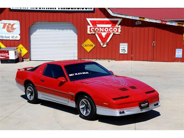 Picture of 1985 Pontiac Firebird Trans Am located in Tennessee - $17,999.00 Offered by  - R2P4
