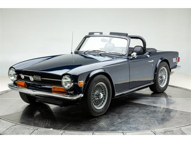 Picture of '70 TR6 - R2P9