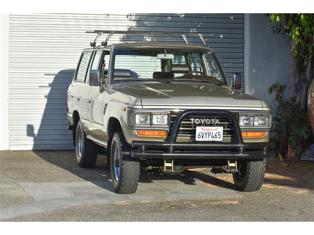 Picture of '88 Land Cruiser FJ - R2PA