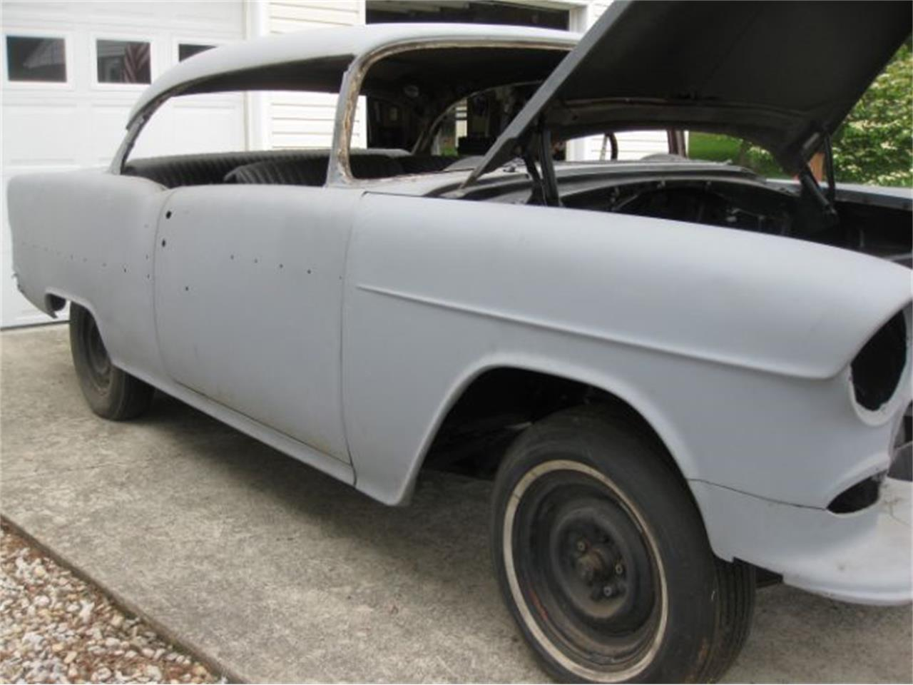 Large Picture of '55 Bel Air - R2PS